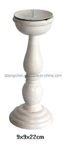 Wood Candle Holder (TC-1812G008)