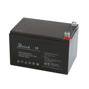Lead Acid Battery (6-FM-10) pictures & photos