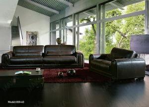 Modern Leather Sofa (HD-62)
