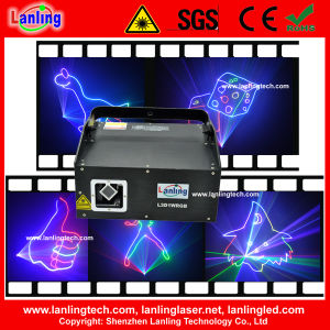 3-in-1 RGB Animation Text Laser Light Show pictures & photos