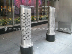 Custom-Made Design for Decorative Perforated Metal