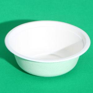 400ml Biodegradable Disposable Tableware Bowl (FDA, LFGB, EN13432)