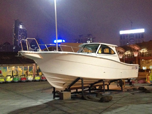 FRP Fishing Boat 38feet