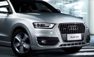 Audi Q3 Auto Parts Electric Running Board pictures & photos