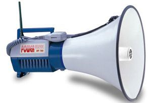 45W Wireless Megaphone (GMP-788W)