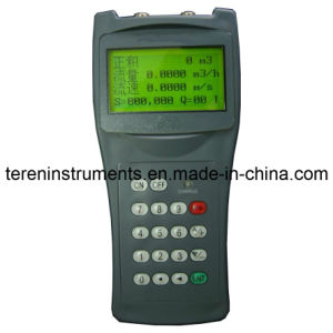 Long Operating Life Hand-Held Ultrasonic Flow Meter (TDS-100F1)