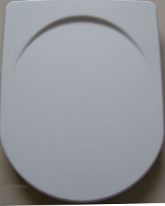 Urea Soft Close Toilet Seat Cover pictures & photos