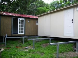 Prefabricated Container House Office (Model011) pictures & photos
