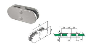 Glass Connector (FR-GC02.002)
