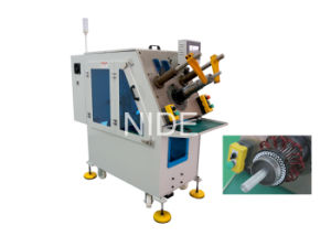 Motor Stator Coil Servo Winding Inserting Machine pictures & photos