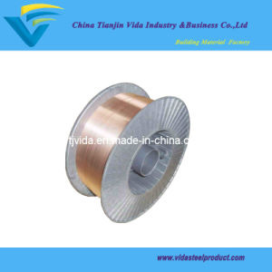 Copper Coated Aws Welding Wire with Excellent Quality pictures & photos