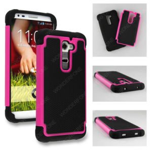 Shockproof Silicone Mobile Phone Case for LG pictures & photos