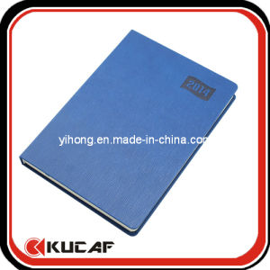 Wholesale Logo Embossed PU Diary Book pictures & photos