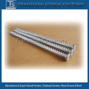 7.5*152mm Building Construction Concrete Screw pictures & photos