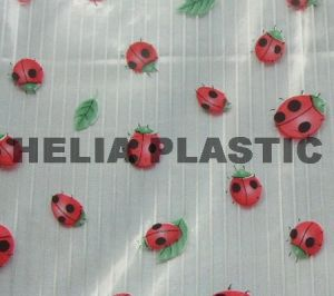 PVC Sheet for Tablecloth (HL025-1) pictures & photos
