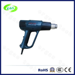 1600W Adjustable Temperature Electric Industry Heat Air Gun pictures & photos
