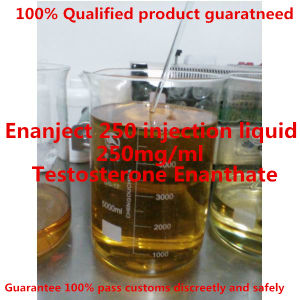Male Enhancement Raw Steroids Powder Testosterone Enanthate 250mg/Ml Injection Liquid Enanject 250 pictures & photos