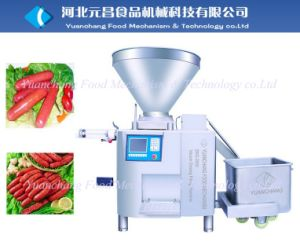 Vacuum Sausage Filler with Lifter (ZKG-4500) pictures & photos