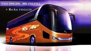 Luxury Large Bus