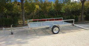 Hot DIP Galvanized ATV Trailer pictures & photos
