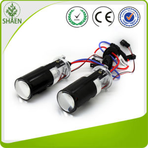 New Products 12V All in One H4 Mini HID Bi-Xenon Projector Lens pictures & photos