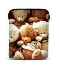 Customized Neoprene Bear Laptop Sleeve Bag pictures & photos