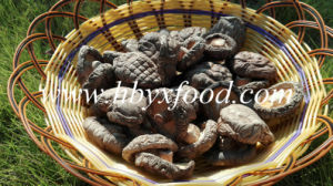 Dried Vegetable Stem Cut Dried Smooth Surface Brown Shiitake Mushroom pictures & photos