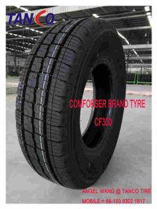 Comforser 185r14c Car Tire (CF3000) pictures & photos