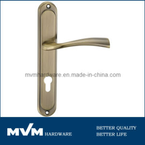 OEM Furniture Hardware Door Handles on Plate (A1259S001) pictures & photos