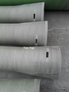 FRP Pipe with Reliable Key Lock for High Working Pressure pictures & photos