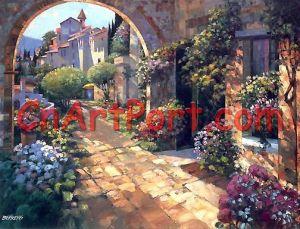 Impressionism Painting (APOR0045)