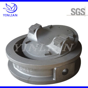Sand Casting Valve Body/Valve Housing/Valve Case with Ductile Iron