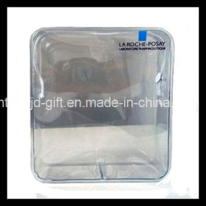 China Manufactory: Clear Cosmetic Bag, Plastic Package Bag, Vinyl Cosmetic Bag, Customized Cosmetic Bag, Printing PVC Bag pictures & photos