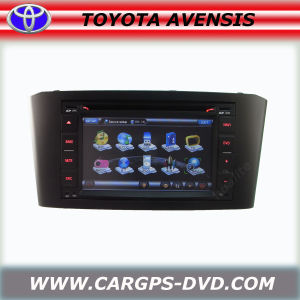 Special Car DVD GPS Player for Toyota Avensis (HT-F815)