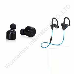 for Apple iPhone 7 Bluetooth Earphone with Two Earbuds Stereo Sound pictures & photos