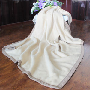 100% Cashmere Blankets /Cashmere Knitwear/Wool Textile/Fabric pictures & photos