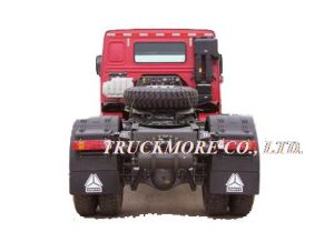 HOWO 4X4 Heavy off Road Tractor Truck (ZZ4187N372)