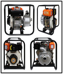 """2"""" Diesel Water Pump with Single-Cylinder Type pictures & photos"""