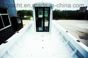 30′ Fiberglass Japanese Fishing Boat Hangtong Factory-Direct pictures & photos