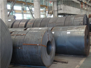 Hot Rolled Q235B Ms Steel Plate