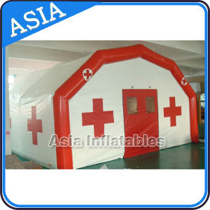 Superior Quality Outdoor Inflatable Emergency Tent, Inflatable Medical Tent, Medical Hospital Tent pictures & photos