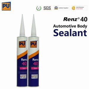High Quality PU Polyurethane Sealant for Sheet and Car Body (white, black) pictures & photos