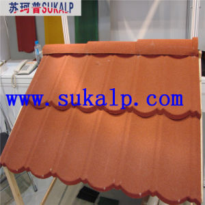 Terracotta Metal Roof Tile pictures & photos