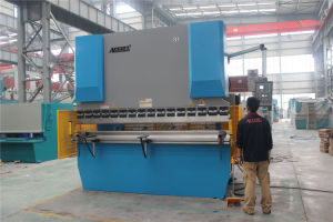 Price of Bending Delem Controller ISO Emb Pipe Machine Steel Bending Machine with CE Certification pictures & photos