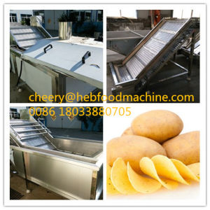 2016 Wholesale Low Cost Good Quality Fresh Fried Potato Chips Making Machine pictures & photos