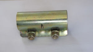 Pressed Scaffolding Sleeve Coupler for Tube Clips pictures & photos