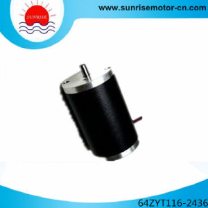 64zyt116-2436 24VDC 0.32n. M 3000rpm Electric Motor PMDC Motor pictures & photos