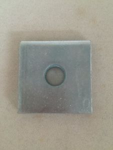 Flat Plate Fitting Stamping Part for Channel (FM1064)