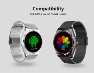 HD IPS Screen Bluetooth Smart Watch with Heart Rate N3 pictures & photos