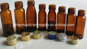 Liquid Vial Filling with Plugging Filling Plugging Machine for Vials pictures & photos